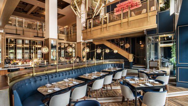 Cần biết: Nguyên lý thiết kế nhà hàng để kinh doanh thành công