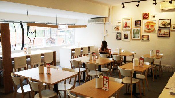 Chiêu nhỏ để thiết kế quán ăn nhỏ đẹp hút khách nhất