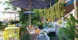 Những điều cần đặc biệt lưu ý khi thi công quán cafe sân vườn