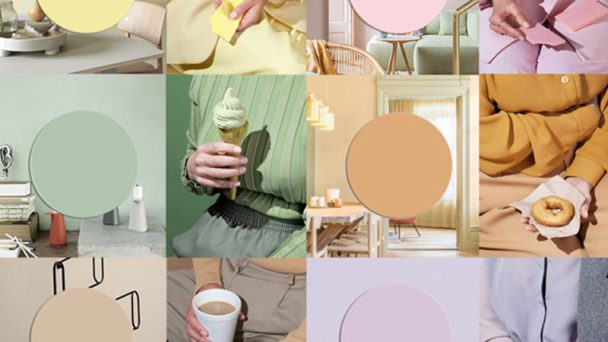 Những gam màu lý tưởng cho thiết kế nội thất năm 2019