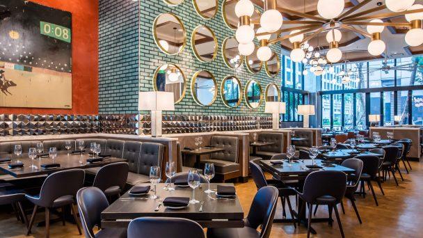 Những mẹo nhỏ cần lưu ý để thiết kế nhà hàng hút khách