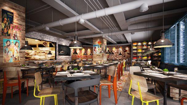 Những tiêu chuẩn thiết kế nội thất nhà hàng bạn cần nhớ