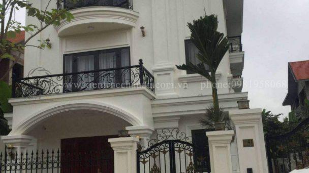 Thi công biệt thự tân cổ điển chuyên nghiệp nhất tại Hà Nội