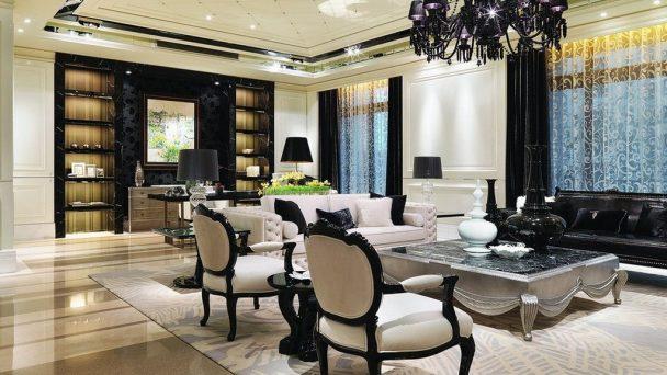 Thiết kế chung cư Season Avenue 110m2 phong cách tân cổ điển