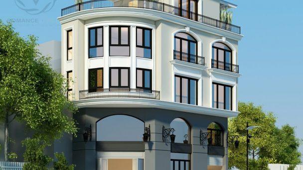 Đẹp mê mẩn với mẫu thiết kế kiến trúc nhà phố chú Ngà – Hà Nội
