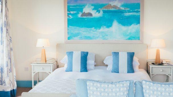 """Thiết kế nội thất """"kéo biển về nhà"""" độc đáo và đầy thư giãn"""