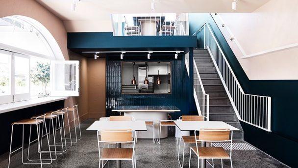 Thiết kế nội thất quán cafe phong cách đương đại tại Hà Nội