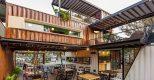 """Thiết kế  quán Café Container- xu hướng  """"hot"""" hiện nay"""