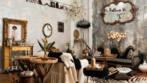 Thiết kế quán café phong cách Bohemian thu hút giới trẻ