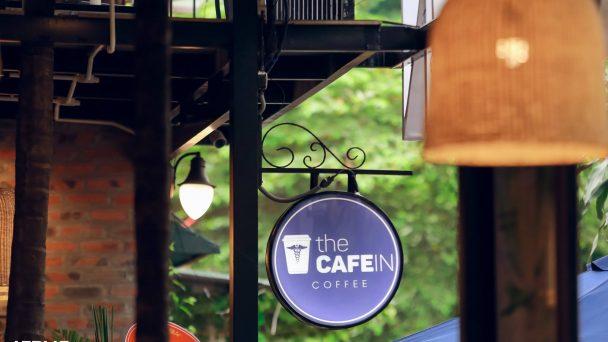 Thiết kế thi công quán cafe The Cafein Tô Hiệu cực hút khách