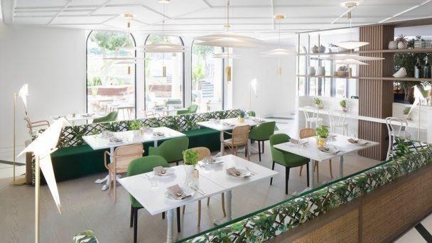 Tiết lộ cách trang trí quán ăn đẹp với chi phí vô cùng hợp lý