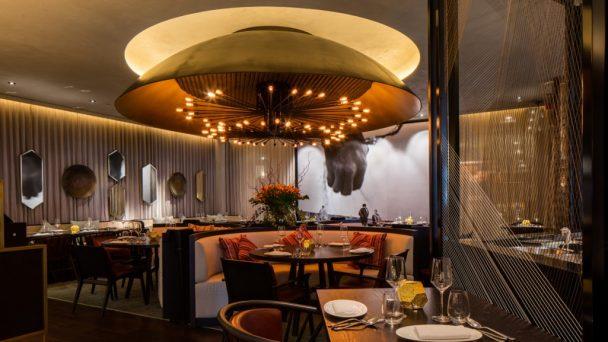 CẦN BIẾT: Những tiêu chuẩn thiết kế nhà hàng đẹp độc đáo